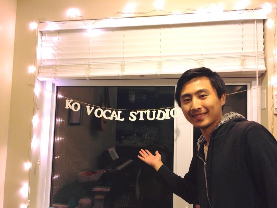 New Studio Sign